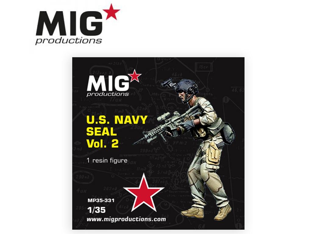 Advancing U.S. Navy Seal Vol.2   (Vista 1)