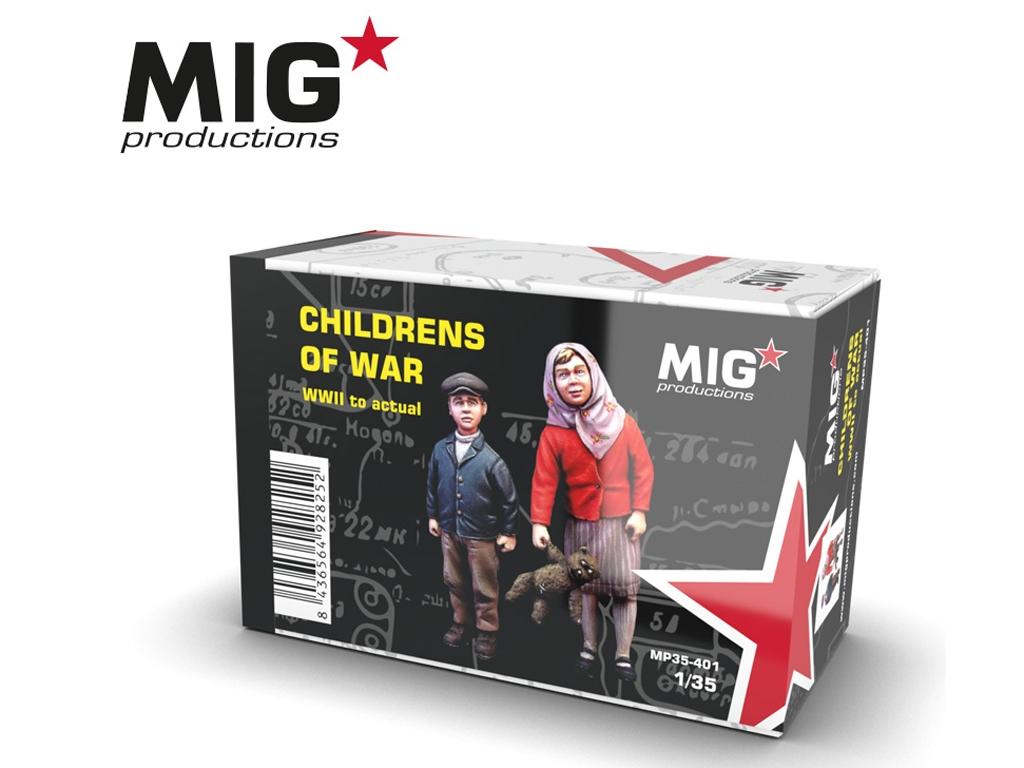 Los niños de la guerra  (Vista 1)
