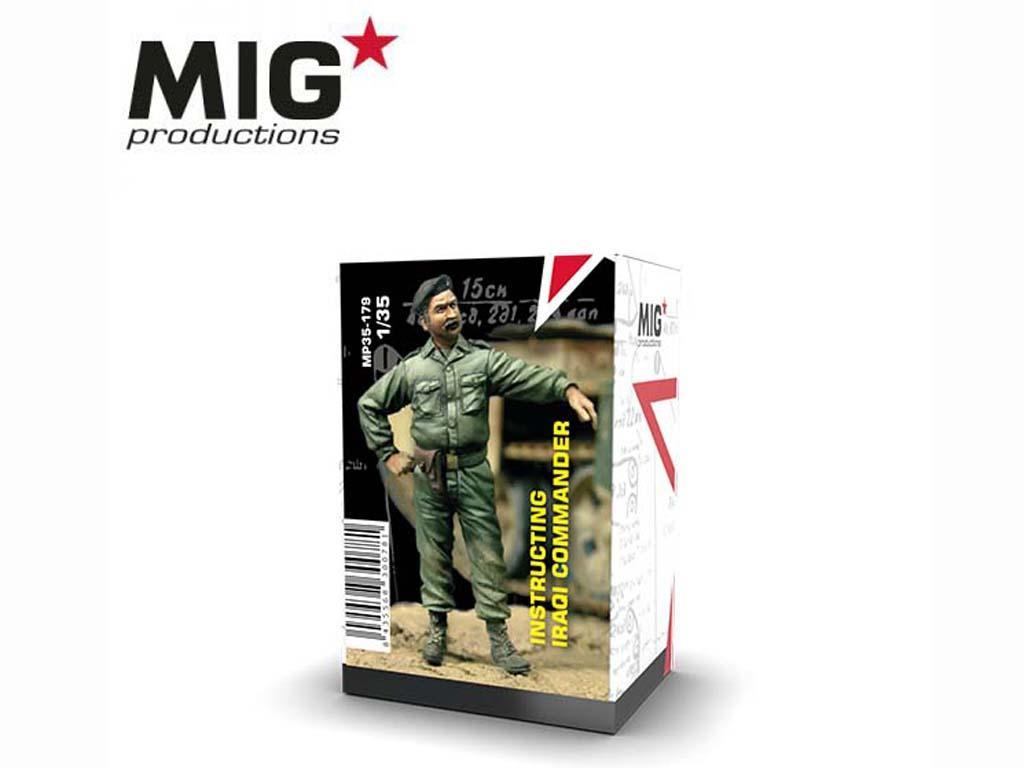 Comandante Iraqui (Vista 1)