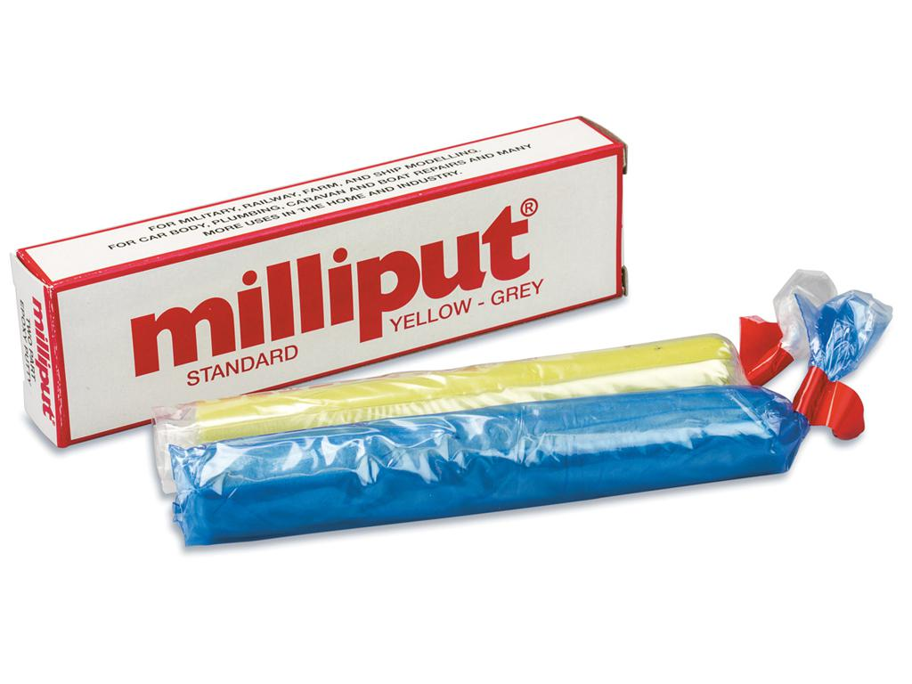 Milliput Standard (Vista 1)