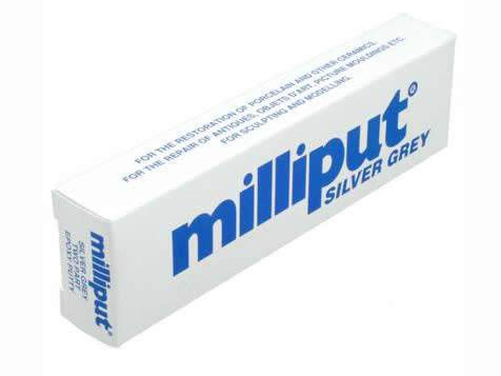 Milliput Silver Grey (Vista 1)