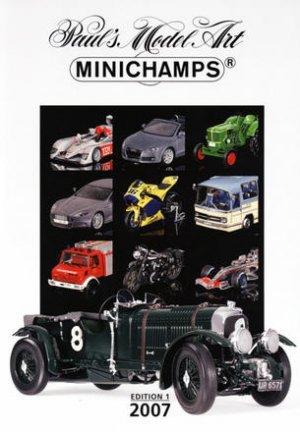 Catalogo Minichamps 2007  (Vista 1)