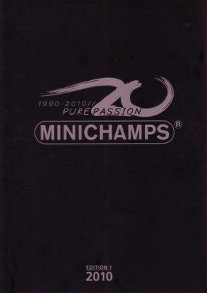 Catalogo Minichamps 2010  (Vista 1)