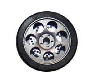 Llantas R4 con neumático S4 y discos de  (Vista 1)