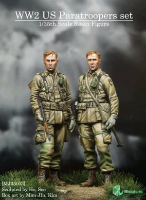 US Paratroopers set  (Vista 1)
