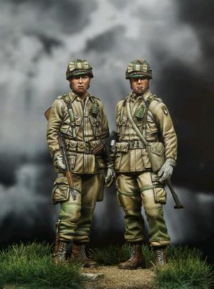 US Paratroopers set  (Vista 3)