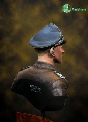 Lufftwaffe Ace Pilot in WW2, Erich Hartm  (Vista 2)