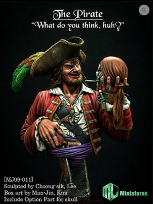 The Pirate, What do you think, huh?  (Vista 1)