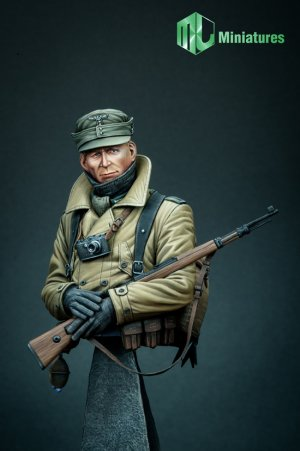 German Gebirgsjäger in WW2  (Vista 2)