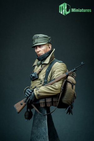 German Gebirgsjäger in WW2  (Vista 3)