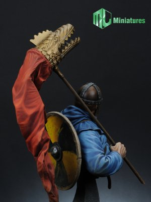 La Batalla de Hastings  (Vista 3)