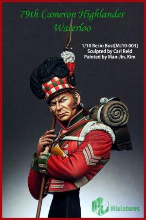 79th Cameron Highlander,Waterloo  (Vista 1)