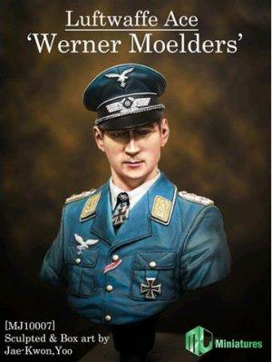 Luftwaffe Ace, Werner Moelders  (Vista 1)