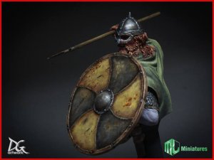 Viking Warrior, 9th C.  (Vista 2)