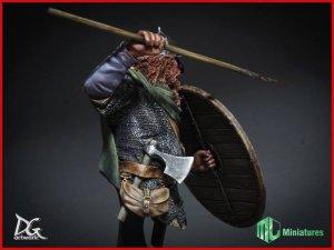 Viking Warrior, 9th C.  (Vista 3)