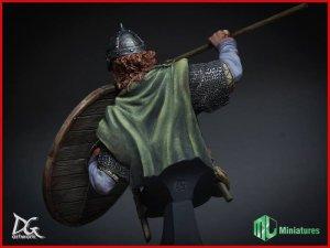 Viking Warrior, 9th C.  (Vista 4)