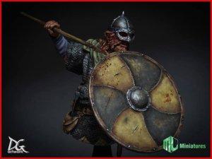 Viking Warrior, 9th C.  (Vista 5)