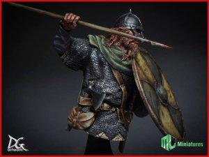 Viking Warrior, 9th C.  (Vista 6)