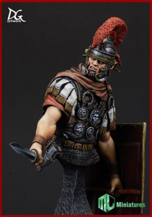 Roman Centrion, 9th C.  (Vista 1)