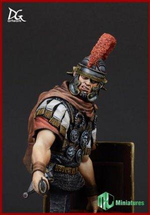 Roman Centrion, 9th C.  (Vista 2)