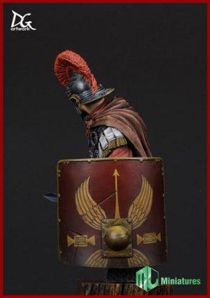 Roman Centrion, 9th C.  (Vista 3)