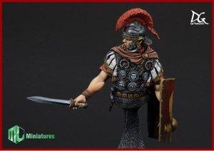 Roman Centrion, 9th C.  (Vista 4)