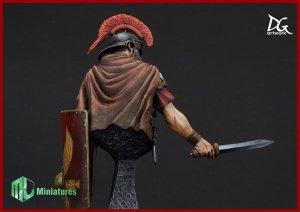 Roman Centrion, 9th C.  (Vista 5)