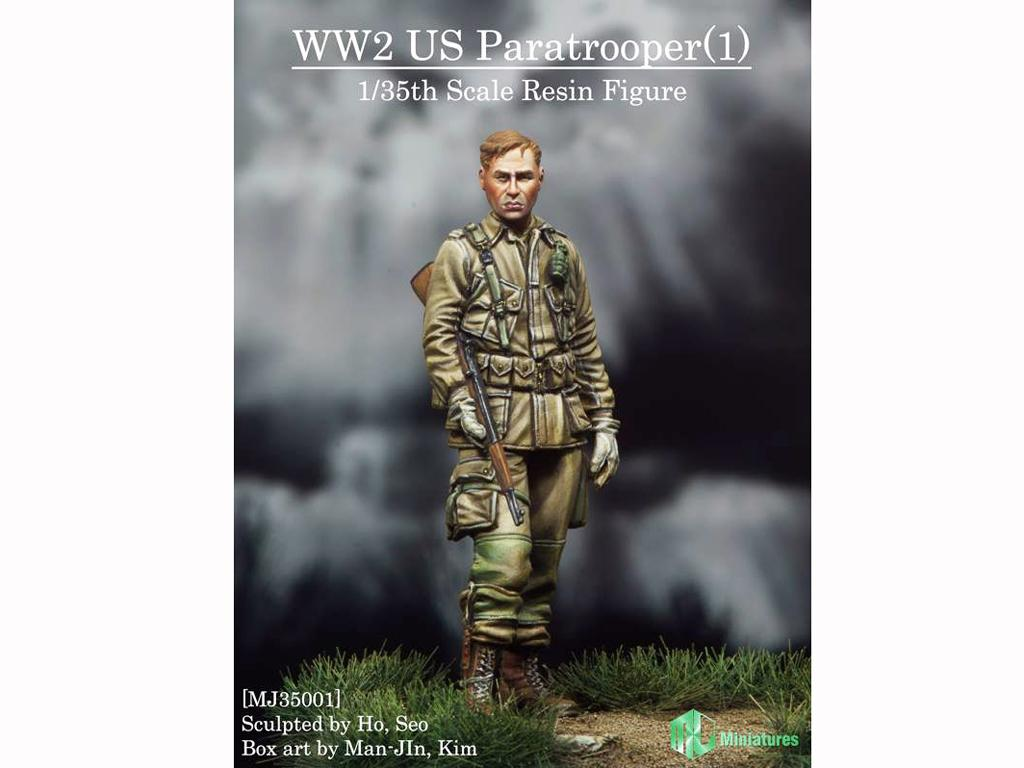 US Paratrooper (Vista 1)