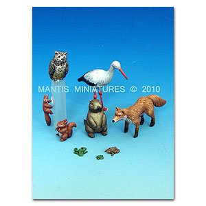 Animals - Set 2   (Vista 1)