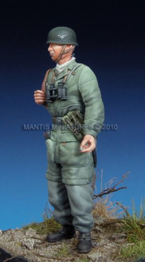 German Paratrooper   (Vista 3)