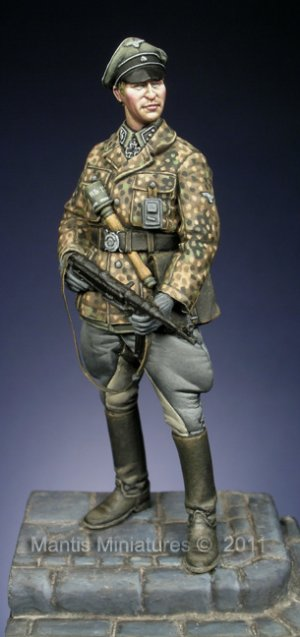 LSSAH Officer, Ardennes  (Vista 1)