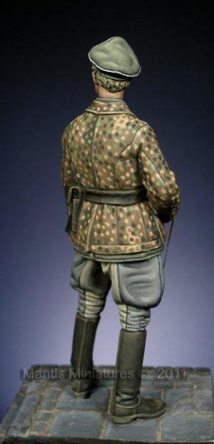 LSSAH Officer, Ardennes  (Vista 2)