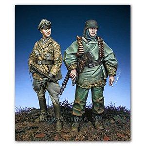 LSSAH Kampfgruppe Hansen, Ardennes  (Vista 1)