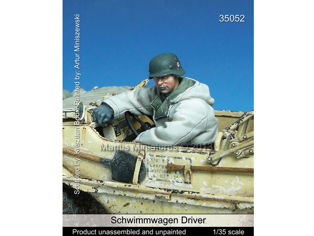 Schwimmwagen Driver  (Vista 1)