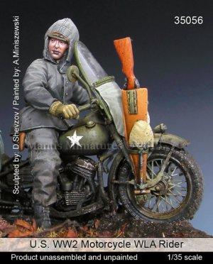 US Motorcycle WLA Rider  (Vista 1)