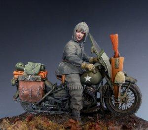 US Motorcycle WLA Rider  (Vista 4)