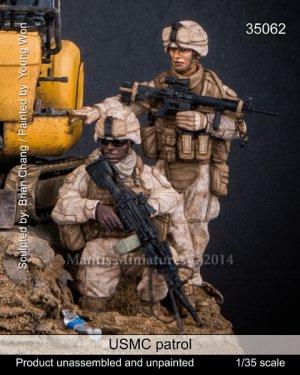 USMC Patrol  (Vista 1)