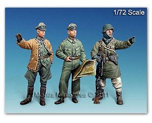 Oficiales Alemanes  (Vista 1)