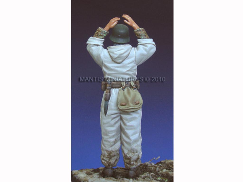 Prisionero Aleman Invierno 1944-45 (Vista 2)