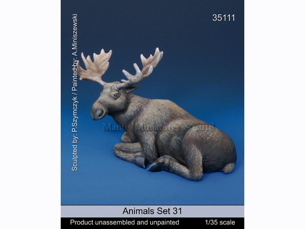 Animales Set 31 (Vista 1)