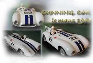 Cunningan C6R Le Mans 1955  (Vista 1)