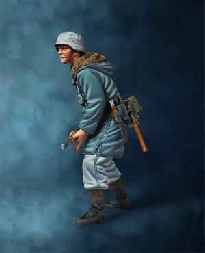 German SS Grenadier  (Vista 3)