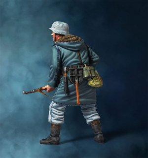 German SS Grenadier  (Vista 4)