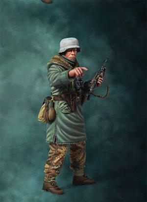 WWII German SS Officer  (Vista 2)