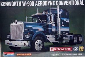 Ecomodelismo kenworth w 900 aerodyne convencional trucks 1 kenworth w 900 aerodyne convencional voltagebd Images