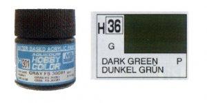 Verde oscuro brillante  (Vista 1)