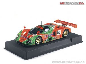 Mazda 787 Lemans 1991 #55 Winner  (Vista 1)
