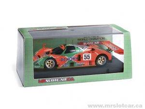 Mazda 787 Lemans 1991 #55 Winner  (Vista 4)