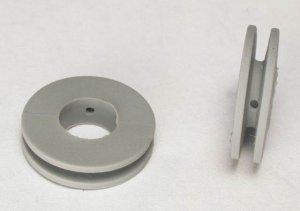 Polea Transmisión Int. 8mm. Ext. 15.5 mm  (Vista 1)