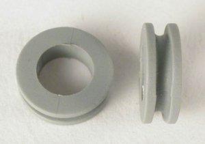 Polea Transmisión Int. 9mm. Ext. 12 mm.  (Vista 1)